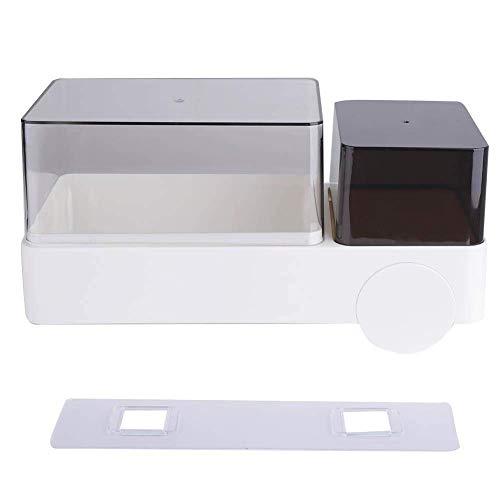 ShiSyan -Moderno Impermeable Visible del Papel de Tejido de plástico Rectangular Cubierta de la Caja del sostenedor for Baño Soportes de Toallas de Papel