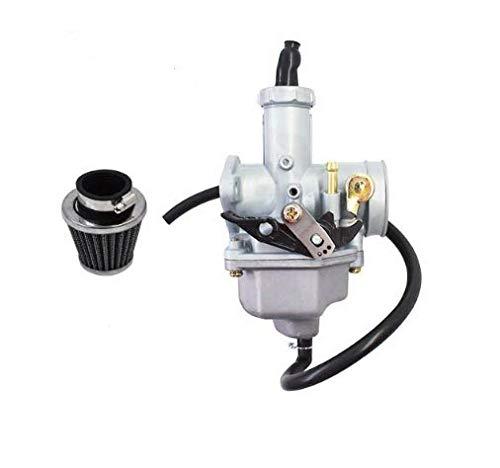 Carburetor & Air Filter For Honda ATC185 185S ATC200 200S 200X Big Red