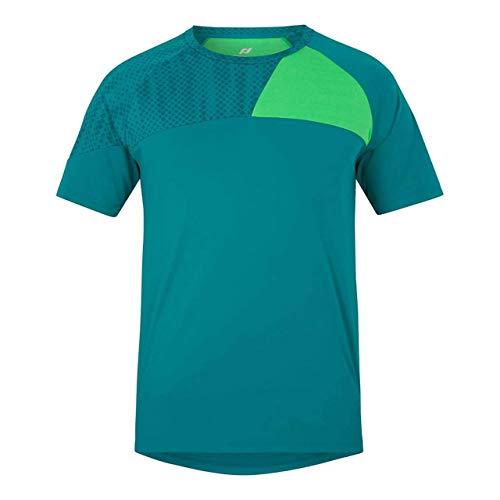 PRO TOUCH Rintos T-Shirt Homme Blue Aqua/AOP/Blue Aqua FR: XL (Taille Fabricant: XL)