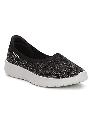 Footons Select Ladies Casual Grey fit & Flat Ballerinas