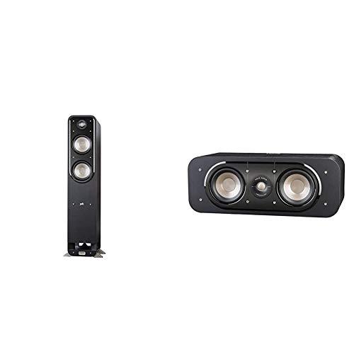 Why Should You Buy Polk Signature Series S55 Floor Standing Speaker - American HiFi Surround Sound f...