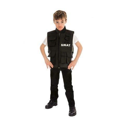 Karabu Gilet antiproiettile Agente Americano SWAT Bambino