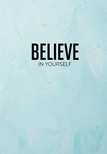 Believe In Yourself: Gratitude Journal For Recovering Gambling Addicts - 6.69 x 9.61