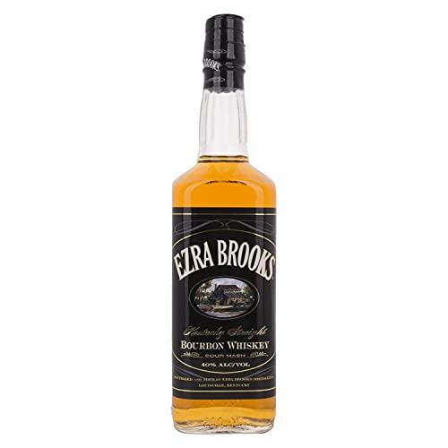 Ezra Brooks Kentucky Straight Bourbon Whiskey - 700 ml