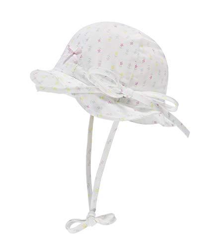 Döll Baby-Mädchen Sonnenhut, Rosa (Pink Lady|Rose 2720), (Herstellergröße: 37)