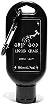 GRIP GOD- Liquid Gym Chalk- Great for Weightlifting, Crossfit, Deadlifts, Climbing, Pole Sport and Any Other Athletic Grip Based Sports