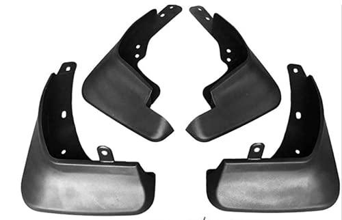 4 Piezas Coche Faldillas Antibarro para Jimny 2005-2018, Auto Delantero Trasero Contra Salpicaduras Resistentes Arañazos ProteccióN Accesorios
