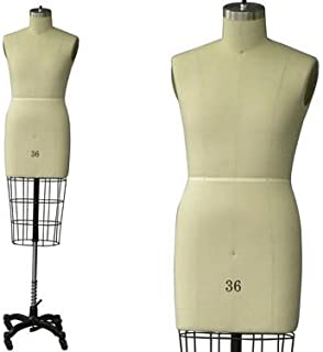 (ST-MaleSIZE36) Professional dress form, Mannequin, Male Size 36, w/Hip