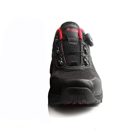 GUOANFG Zapatos De Doble Uso para Adultos para Ciclismo Y Caminar, Zapatos De Carretera Transpirables Zapatos De Ciclismo De Montaña Equipo De Ciclismo para Hombres Y Mujeres,B-46 EU