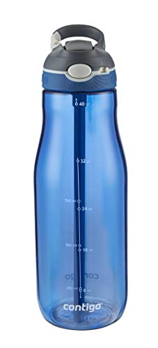 Contigo Ashland Botella, Unisex Adulto, Monaco, 1200 ml