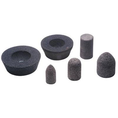 CGW Abrasives 421-49037 Resin Cones and Plugs, 1 1/2
