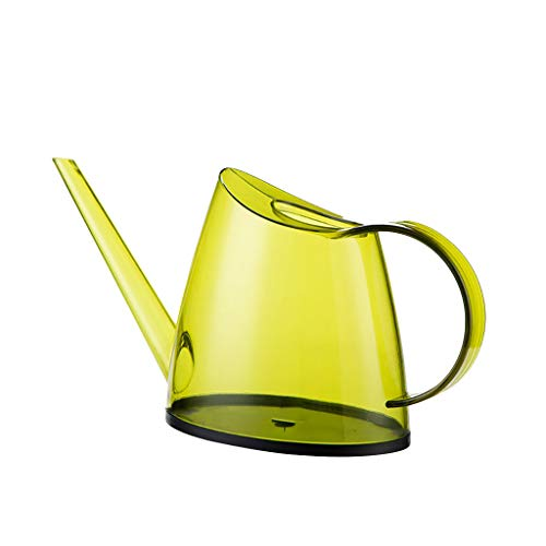 ClodeEU Watering Can Long Spout Watering Kettle Small Watering Pot for Indoor Outdoor for Easter Army Green
