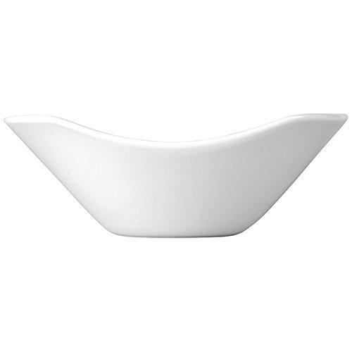 Steelite V7204 goût Scoop Bol, Blanc (lot de 12)