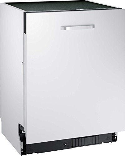 Lavavajillas Samsung DW5500 DW60M6040BB/EG completamente integrado, A++/262 kWh/año/2940 L/anual/Express 60 minutos/función higiénica.