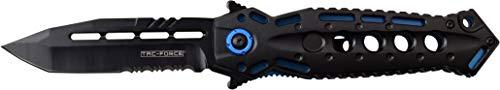 TacForce TF965BL Linerlock A/O, Coltello Unisex – Adulto, Multicolore, Unica