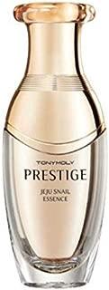 Prestige Jeju Snail Facial Essence Serum 50mL for Firm Skin, Anti-Wrinkle, Brightening