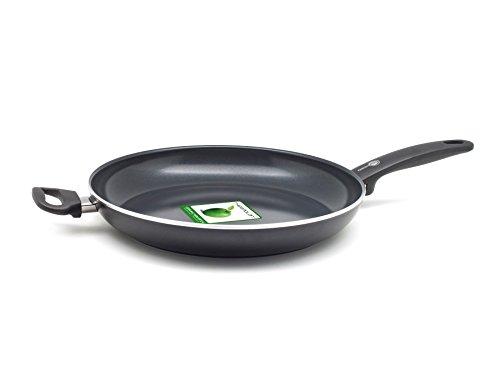 GreenPan cc000857–001sartén, Aluminio, Negro, 32cm