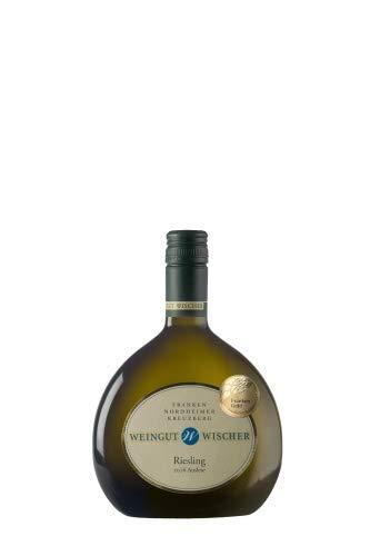 Weisswein-Wein-Paket-2016-Nordheimer-Kreuzberg-Riesling-Auslese-lieblich-3-x-05-l-Weingut-Wischer-Nordheim-am-Main