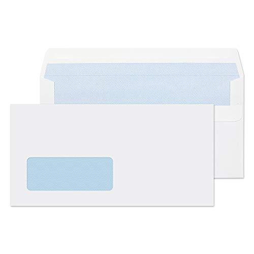 Purely Everyday FL2884 - Pack de 1000 sobres para uso general, color blanco