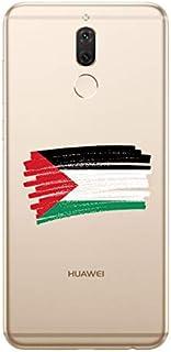 ZOKKO Cover for Huawei Mate 10 Lite - Palestine Flag Design