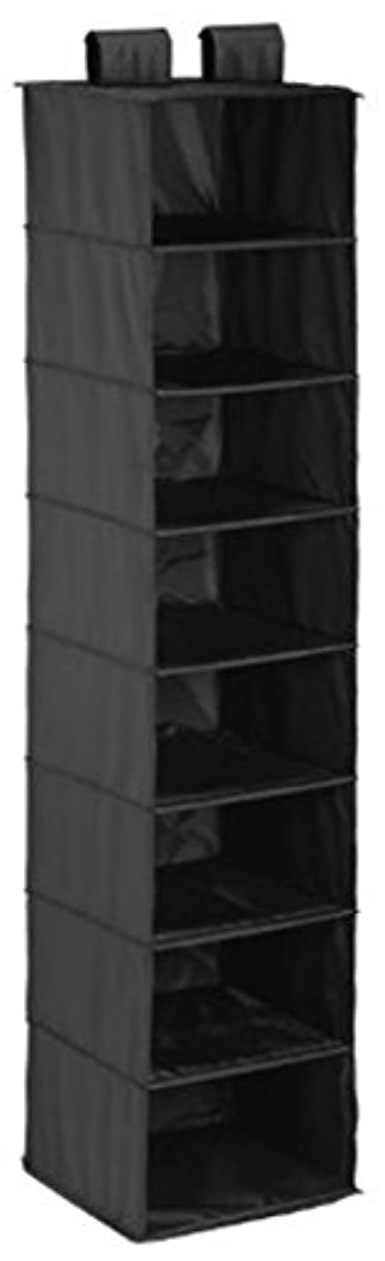 Honey-Can-Do SFT-01246 Drawers for Hanging Organizer, Black