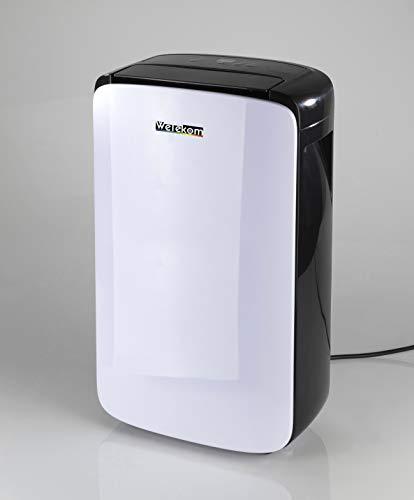 Wetekom Luftentfeuchter, 200 Watt, Standgerät auf Rollen für Räume bis 20 qm (Luftvolumen 100 m³/Stunde)