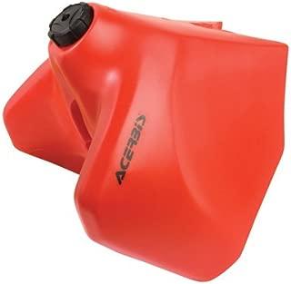Acerbis Fuel Tank (NO CA) 5.8 Gallon Red for Honda XR650L 2012-2017