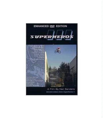 Superheros III 3 Freestyle Mountain Bike DVD