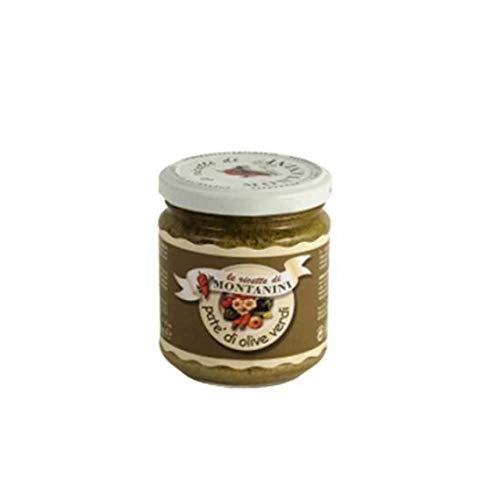Patè di Olive Verdi Montanini 190g