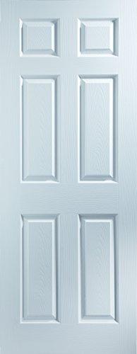 Bostonian 26BTN 6-Panel Woodgrain Moulded Internal Door