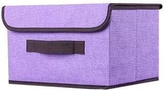Sac de rangement pliable sous le lit - Boîte de rangement pour vêtements - Organiseur de garde-robe avec couvercle - Pour ...