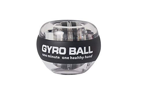 Starten Sie Auto Matisch Geführtes Handgelenk Kraft Ball Arm Ausbildung Kraftball Fitnessgeräte Griff Training Kreisel Ball Handgriff Exerciser Power Ball