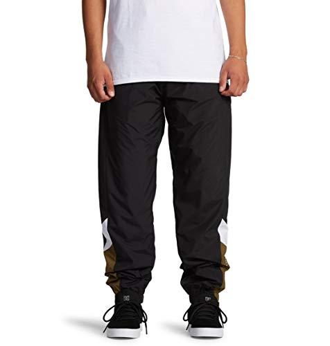 DC Shoes On The Block - Joggers for Men - Jogginghose - Männer - M - Schwarz
