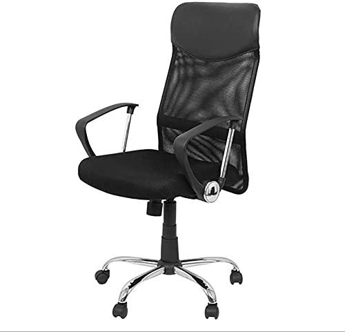 Sillas,sillas de oficina en el hogar,sillas de malla de oficina ergonómica con función de inclinación y cerradura de posición,sillas de oficina de alto rendimiento,sillas de ocio con reposacabezas y r