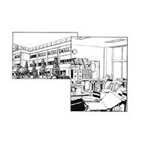 Eazyカットブック Vol.1 学校編