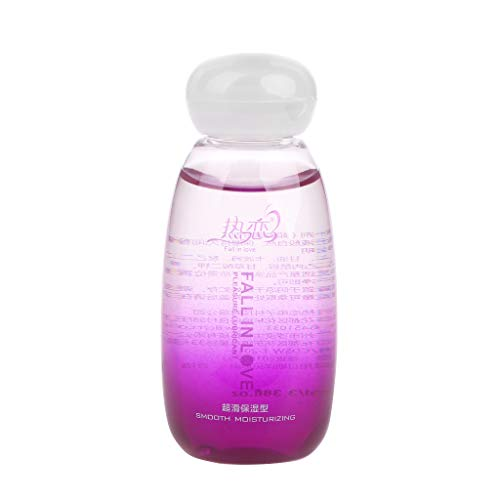 Lunji Glattes Gleitgel auf Wasserbasis, Gleitmittel für vaginalen Analsex, Porno-Produkte für Masturbationsmassageöl für schwule Paare