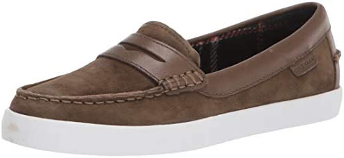Cole Haan Women s Loafer Moccasin Berkshire Suede Leather 10 product image