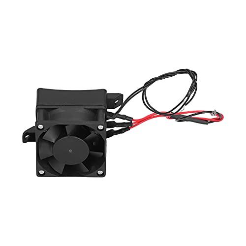 PTC Air Heater Conducibilità del ventilatore Il riscaldatore del ventilatore PTC converte rapidamente AC220V 400W
