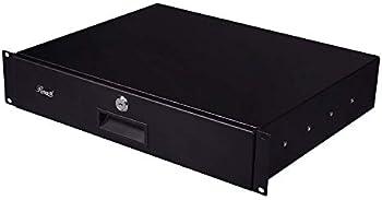 Rosewill 2U Server Cabinet Case Lockable Deep Drawer