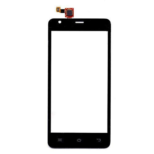 Ispares Compatible Touch Screen Digitizer for Intex Aqua Life 3 Black