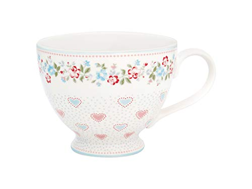 GreenGate- Teacup/Teetasse- Sonia White