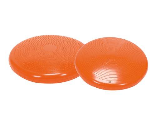 GYMNIC Balanskussen, XXL, diameter 55 cm, voor discosport, balanskussen, zitkussen, gymnastiekbal, kussen voor fitness en balans, maat XXL