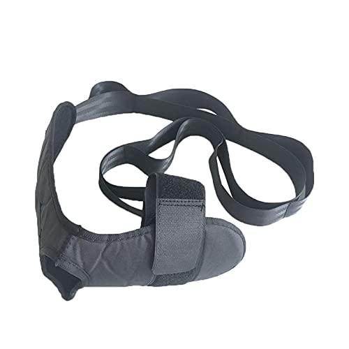 BANLV Fitness rehabilitación Cordones de Zapatos cinturón elástico de Yoga ligamento de Yoga cinturón elástico Entrenamiento de piernas cinturón de corrección de la articulación del Tobillo