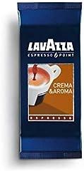 Lavazza Espresso Point, Capsule Caffè Crema&Aroma - 50 cajas de 2 cápsulas, 100 cápsulas