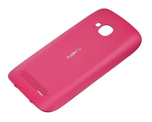 Nokia CC-3033 - Carcasa trasera para smartphone Nokia Lumia 710, color rosa