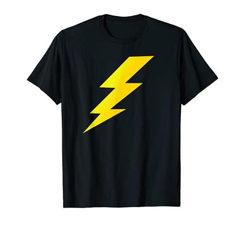 Rayo de Zeus Disfraz de Halloween de dioses Camiseta