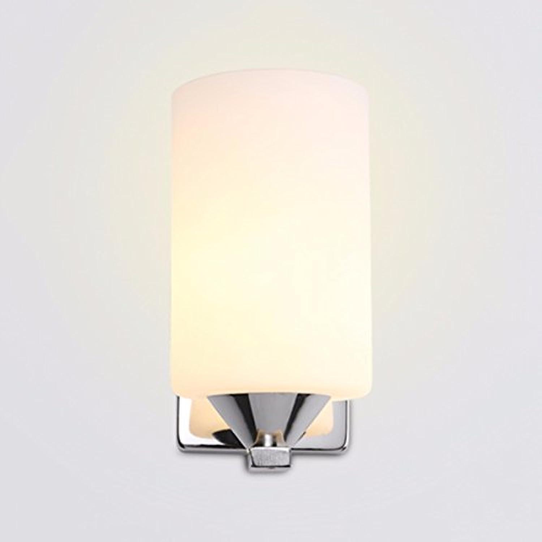 Wandlampe Moderne, Minimalistische Mode Einhndig Doppelte Mauer Lampe Mit Esszimmer Schlafzimmer Und Flur Hoch Dekorative Leuchten,A