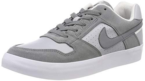 Nike Nike Sb Delta Force Vulc Herren Skateboardschuhe, Grau (Cool Grey/Cool Grey/Wolf Grey/White 001), 44 EU