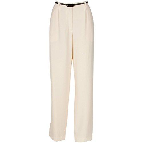 Norton Mcnaughton MAOXMSZ5 Winter White Women Casual Pants Size 10