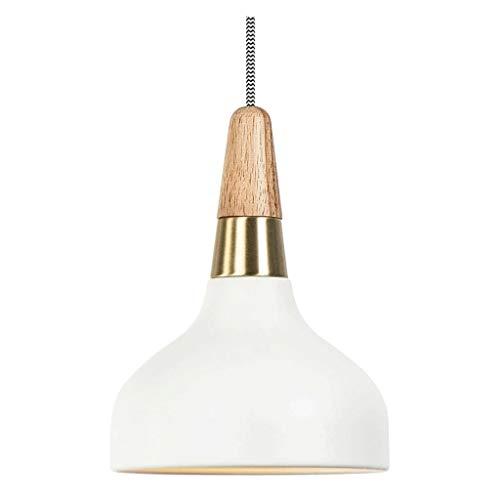 CHNOI Candelabros, lámparas de araña, de la Sala, Minimalista Moderna Mesa de Comedor, Bar, Solo la lámpara, con Varios Cabezales de luminarias (Color : B)